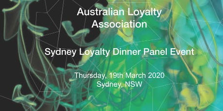 2020 ALA Sydney Loyalty Dinner Panel Event tickets
