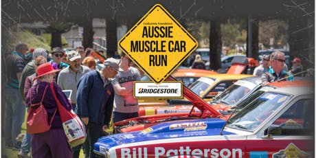 Aussie Muscle Car Run, Ceremonial Finish,  Saturday 2 Nov 2019 tickets