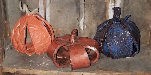 Pumpkin Pottery Workshop
