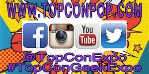 TOPCON 2020 EXHIBITOR (VENDOR) REGISTRATION