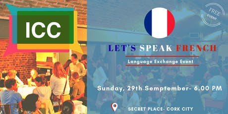 Let's speak French - Sept 2019 tickets