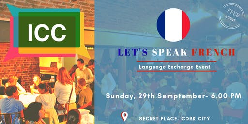 Let's speak French - Sept 2019
