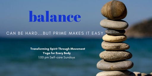 PRIME: Transforming Spirit Through Movement