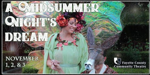 FCCT Presents: A Midsummer Night's Dream