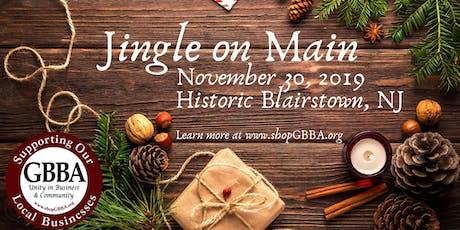 Jingle on Main Vendor tickets