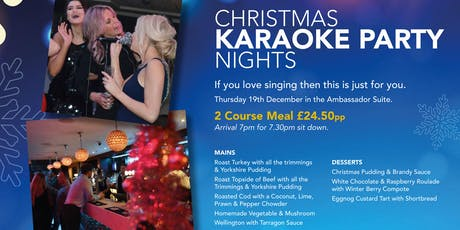 Karaoke Christmas Party Night tickets