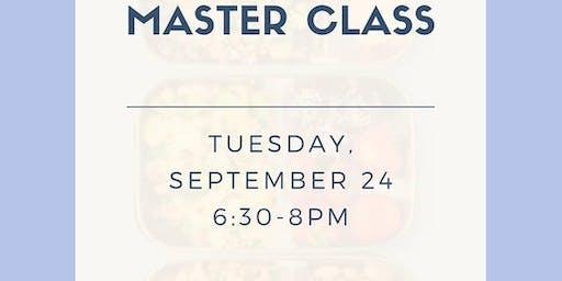 Detox Master Class