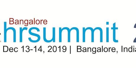 Bangalore HR Summit 2019 tickets