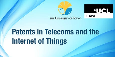 Patents in Telecoms and the Internet of Things Conference 2019 tickets
