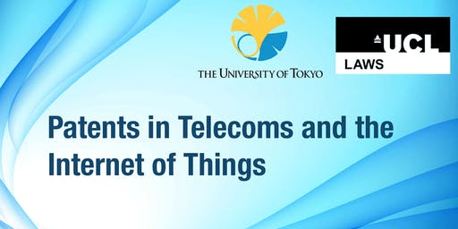 Patents in Telecoms and the Internet of Things Conference 2019