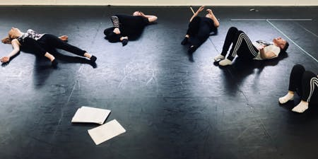 Kinetic Reading: The use of dance in ESOL learning.