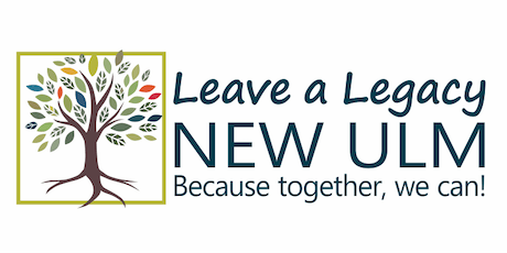 Leave a Legacy New Ulm Launch Event tickets