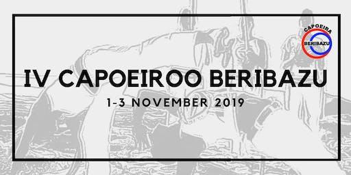 Capoeiroo Beribazu Capoeira Grading & Workshops 2019