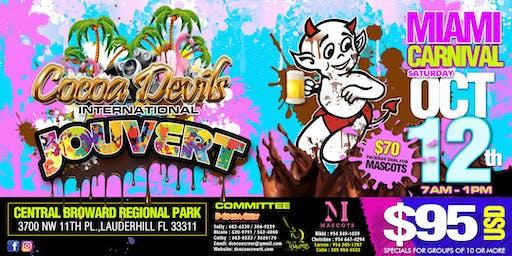 Cocoa Devils Intl (Mascots Members)