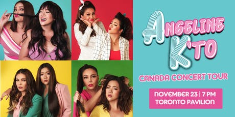 Angeline Quinto Kbrosas K'TO Concert namin 'To! in Toronto tickets
