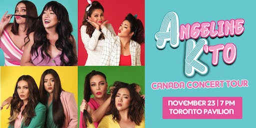 Angeline Quinto Kbrosas K'TO Concert namin 'To! in Toronto