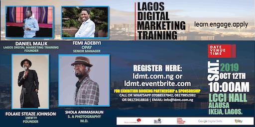 Lagos Digital Marketing Training