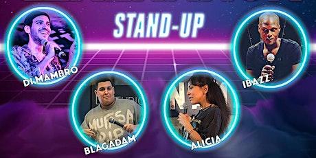 Génération Stand-Up billets