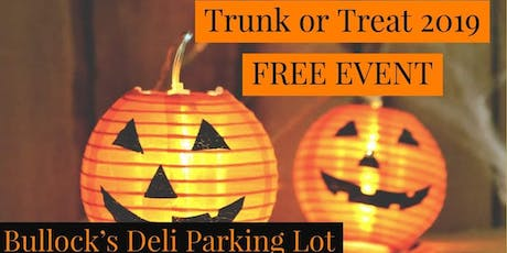 Trunk or Treat 2019 tickets