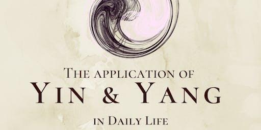 Application of Yin & Yang in Daily life