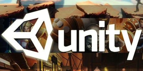 Aula Experimental - Jogos Unity 3D VR tickets
