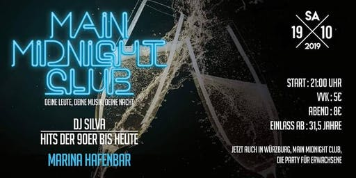 Main Midnight Club Vol 9 goes Marina Hafenbar Ü31, 5