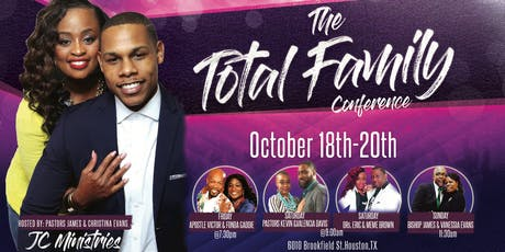 The Total Family Conference tickets