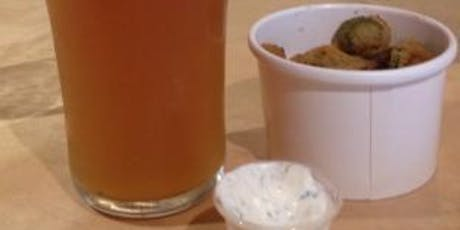 Beer & Food Matching tickets