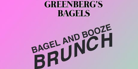 Greenberg Bagels and Booze Brunch tickets