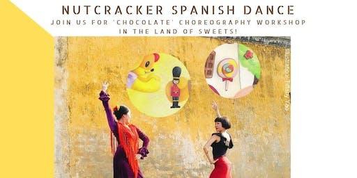Nutcracker Spanish Dance