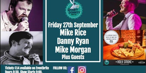 Michael Rice, Danny Ryan, Mike Morgan, & Guests