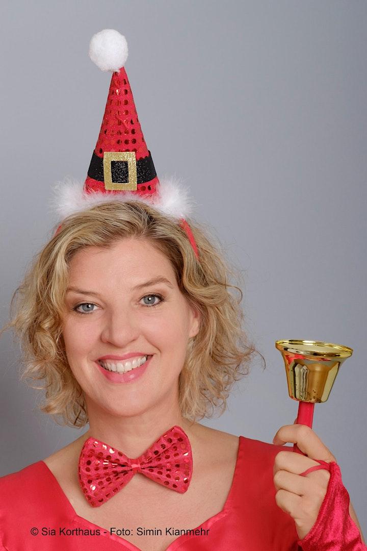 Sia Korthaus: Oh Pannenbaum - wie schräg hängt mein Lametta: Bild