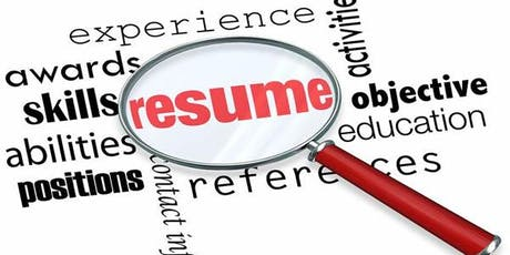 Job Readiness: Resume Writing Workshop tickets