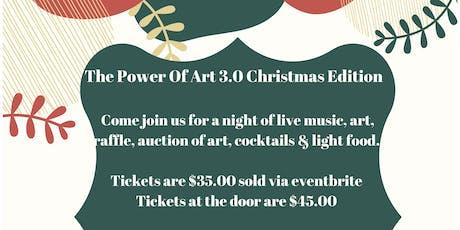 Power of Art 3.0 tickets