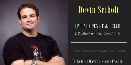 Have-Nots Comedy Presents Devin Seibold