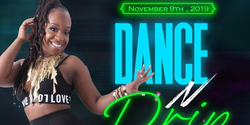 DANCE N' DRIP NJ: Reggae, Soca, & Afro Beats Dance Fitness Party
