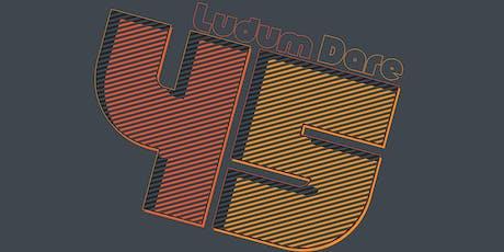 Ludum Dare tickets