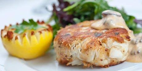 "Texas Sport PAC - San Antonio - ""Catch Cook Eat - A Coastal Culinary Evening""  tickets"