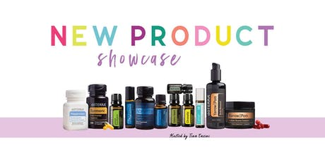 New doTERRA Product Showcase tickets