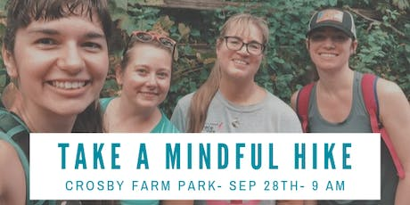 Take a Mindful Hike - Crosby Farm Regional Park tickets