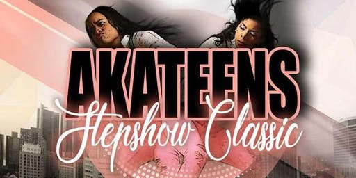 AKATEEN Step Show Classic