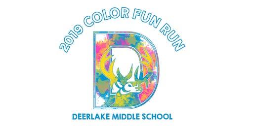 Deerlake Color Fun Run/Walk 2019