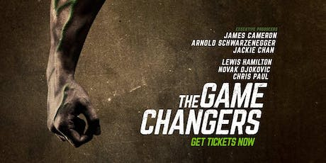 The Game Changers Movie with dinner and Q&A with vegan physician tickets
