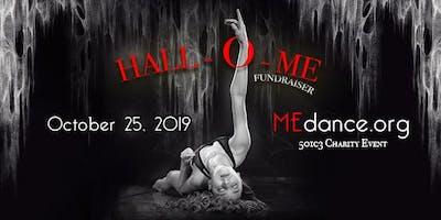 HALL-O-ME Fundraiser for ME Dance, Inc.