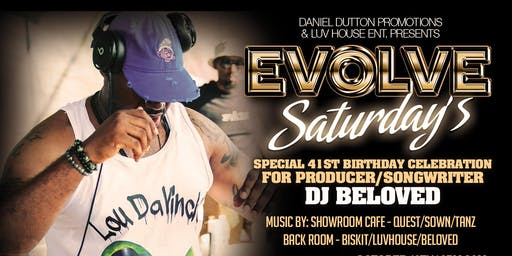 CELEBRATION!! 41st Birthday Celebration for DJ Beloved!!