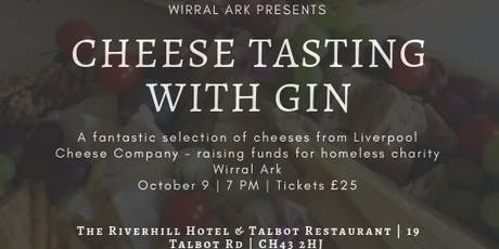 Cheese & Gin Tasting tickets