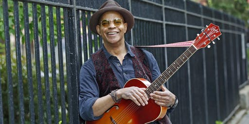 Guy Davis at Conservancy Hall