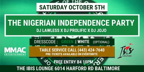 The Nigerian Independence Party tickets