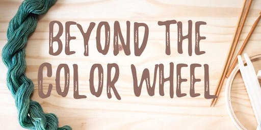Beyond the Color Wheel with Logan Stonefeather