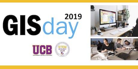 UCB GIS Day 2019 entradas